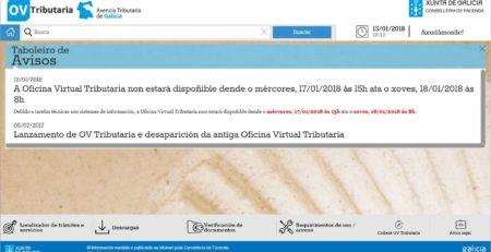 Xunta de galicia archivos asinec for Oficina virtual xunta galicia